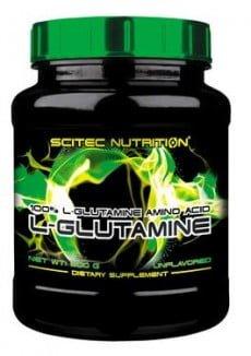 Wir empfelen: L-Glutamin von Scitec Nutriotion