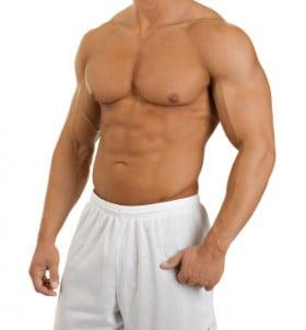 Muskelaufbau mit Nahrungsergänzungsmitteln