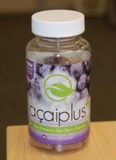 Acai Plus is full of antioxidants