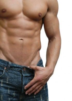Schöner Männer Körper