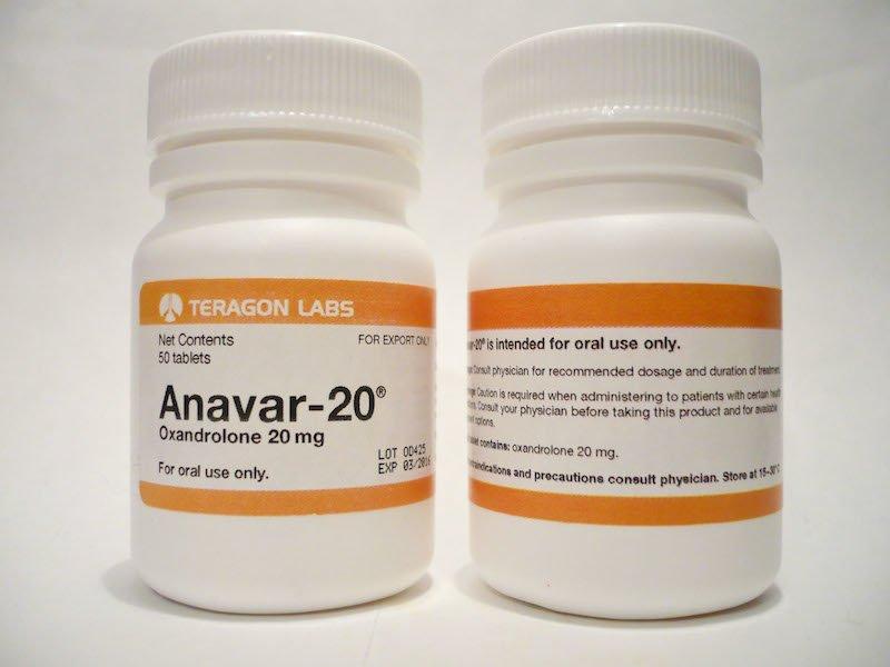 Anavar ist ein Wundersteroid