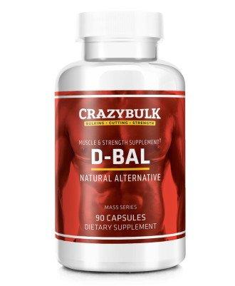 D-Bal, eine sichere und legale alternative zur Dianabol - lese unseren D-bal Test hier