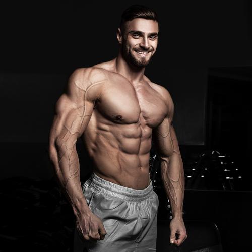 Mit Forskolin schnell zur mehr Muskeln und weniger Fett