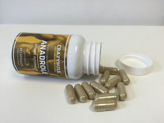 Anadrole - immitiert die Wirkung von Anadrol jedoch ohne Nebenwirkungen (und ist 100% legal)