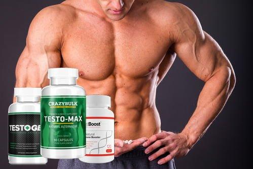 Welche sind die drei besten Testosteronbooster